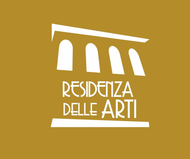 Residenza delle arti Logo design & corporate identity