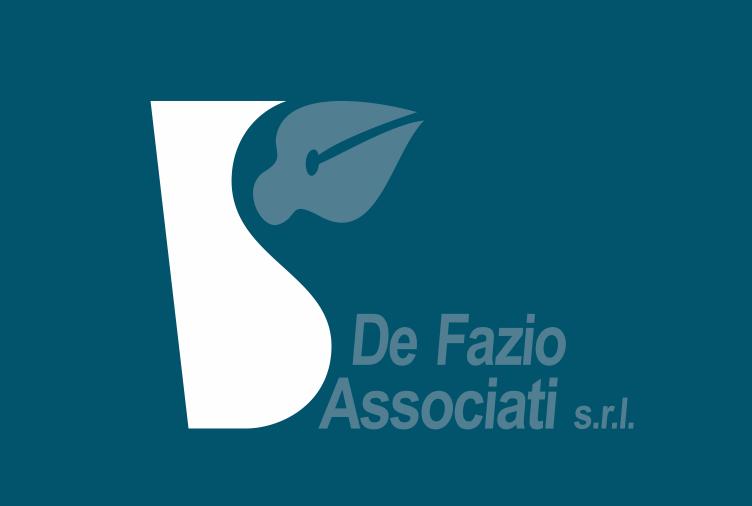 De Fazio Associati realizzazione logo design & corporate identity