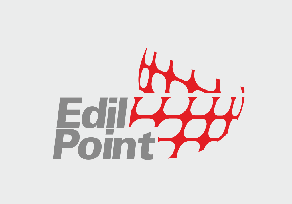 Edil Point design realizzazione logo design & corporate identity
