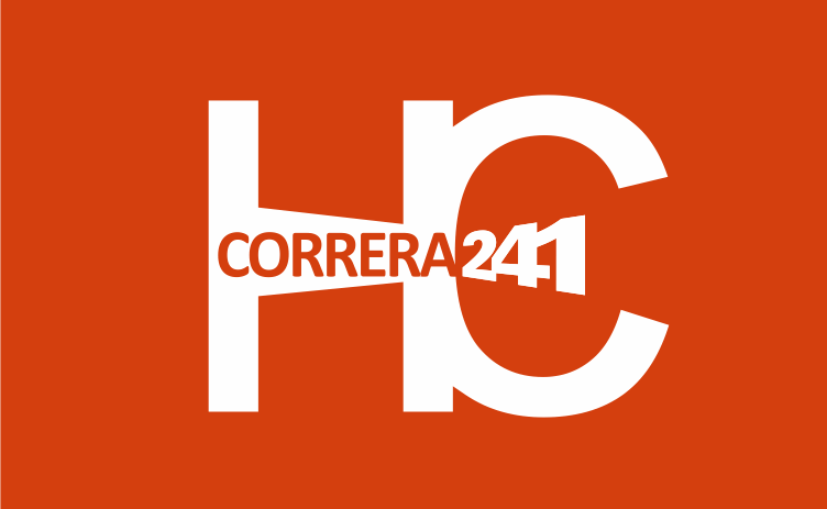 Hotel Correra 241 Logo design & corporate identity
