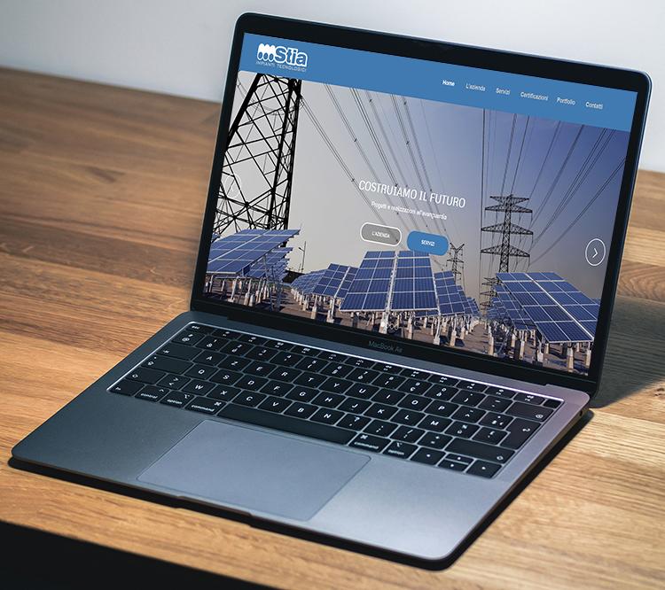 Stia Progettazione e realizzazione sito web