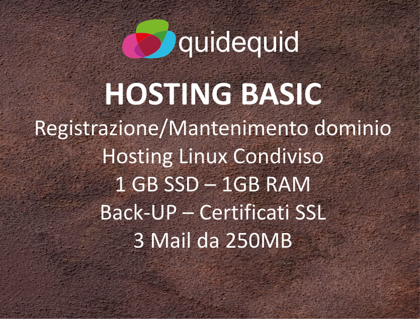 Hosting Basic