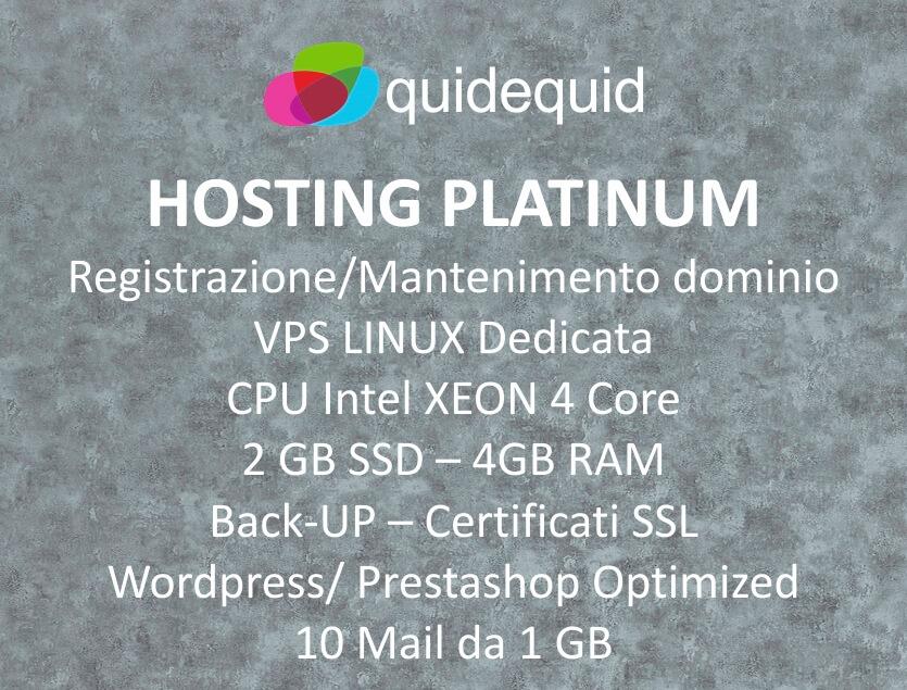 Hosting Platinum