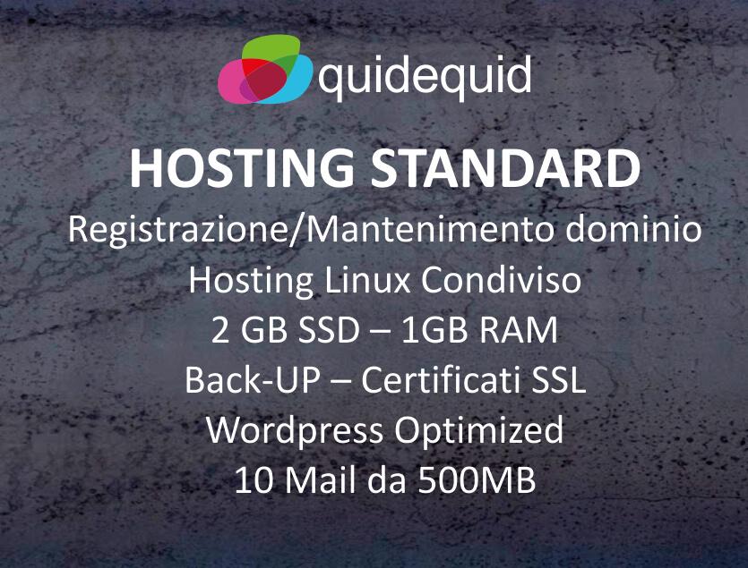 Hosting Standard