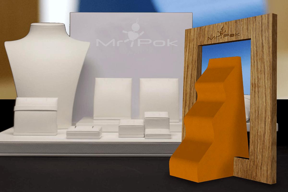 D-GLAM Espositore Modellazione 3D